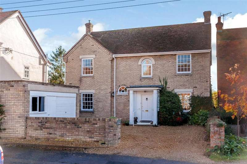 4 Bedrooms Detached House for sale in Fen Street, Nayland, Colchester, Suffolk, CO6