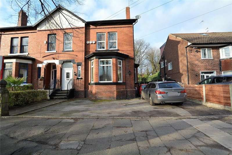 7 Bedrooms Semi Detached House for sale in Lime Road, Stretford, Manchester, M32