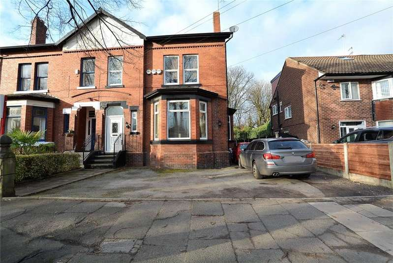 5 Bedrooms House for sale in Lime Road, Stretford, Manchester, M32