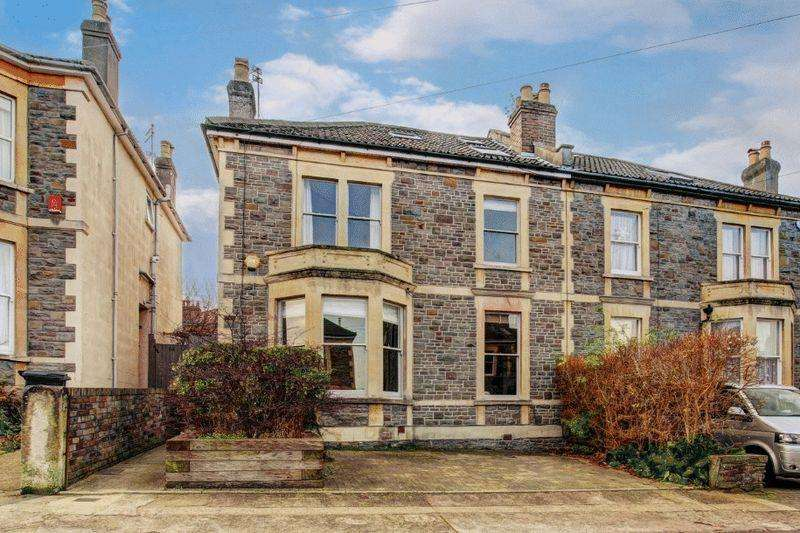5 Bedrooms Semi Detached House for sale in Chesterfield Road, St Andrews