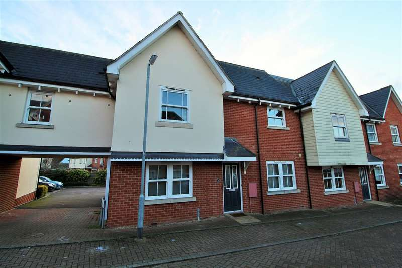 2 Bedrooms Apartment Flat for sale in Rouse Way, Colchester