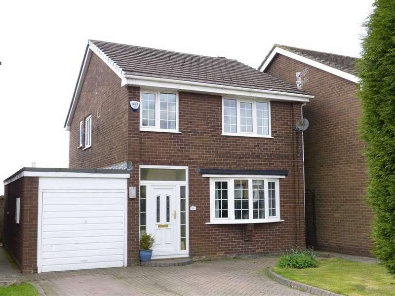 3 Bedrooms Detached House for sale in Four Lanes, Mottram, Via Hyde