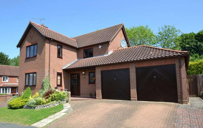 4 Bedrooms Detached House for sale in Daundy Close, Ipswich, Suffolk, IP2 0DT