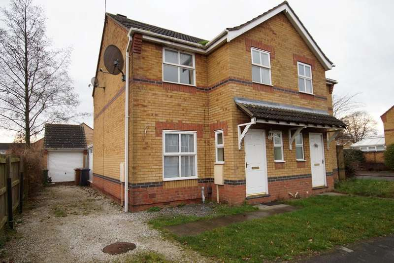 3 Bedrooms Semi Detached House for sale in Coulson Road, Lincoln