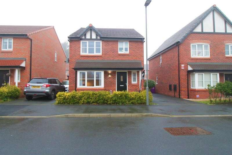 3 Bedrooms Detached House for sale in Marrow Drive, Liverpool, L7 0AB
