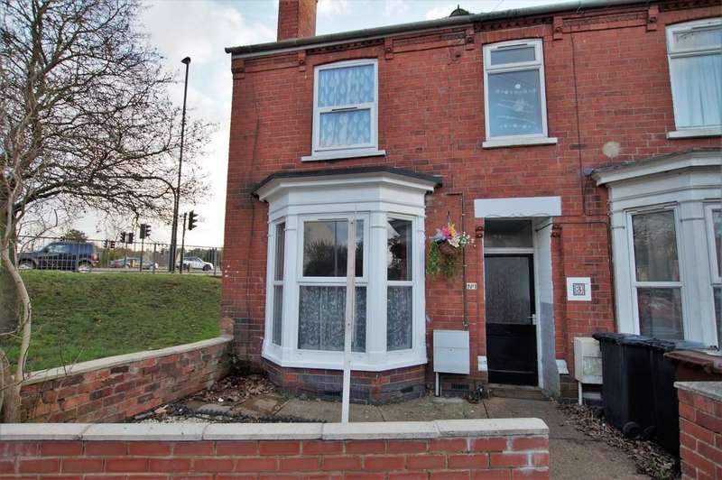 3 Bedrooms End Of Terrace House for sale in Kingsway, Lincoln