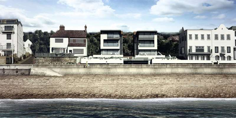 Plot Commercial for sale in West Lawn Gardens, Sandgate, Folkestone, Kent, CT20