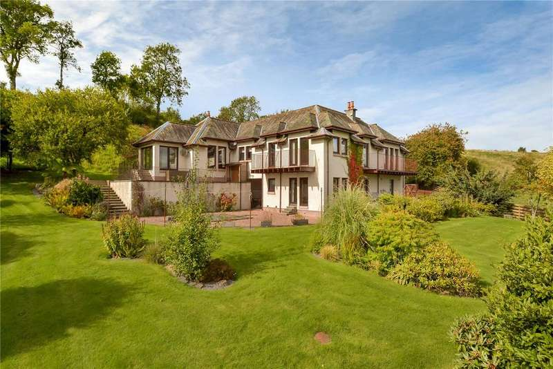 6 Bedrooms Detached House for sale in Campsie Linn House, Stanley, Perth, Perth and Kinross, PH1