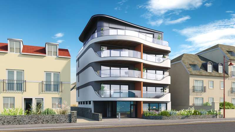 2 Bedrooms Flat for sale in Apartment 7, Seaton Beach, Seaton