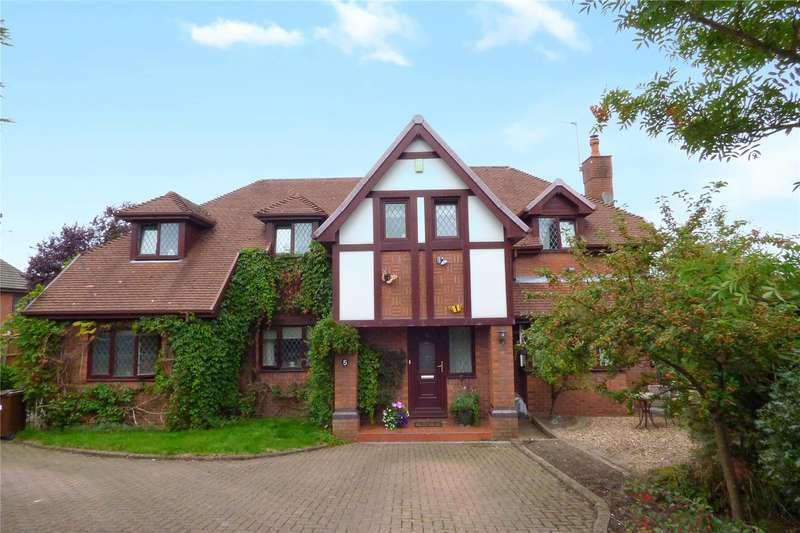 5 Bedrooms Detached House for sale in Vale Coppice, Ramsbottom, Bury, Greater Manchester, BL0