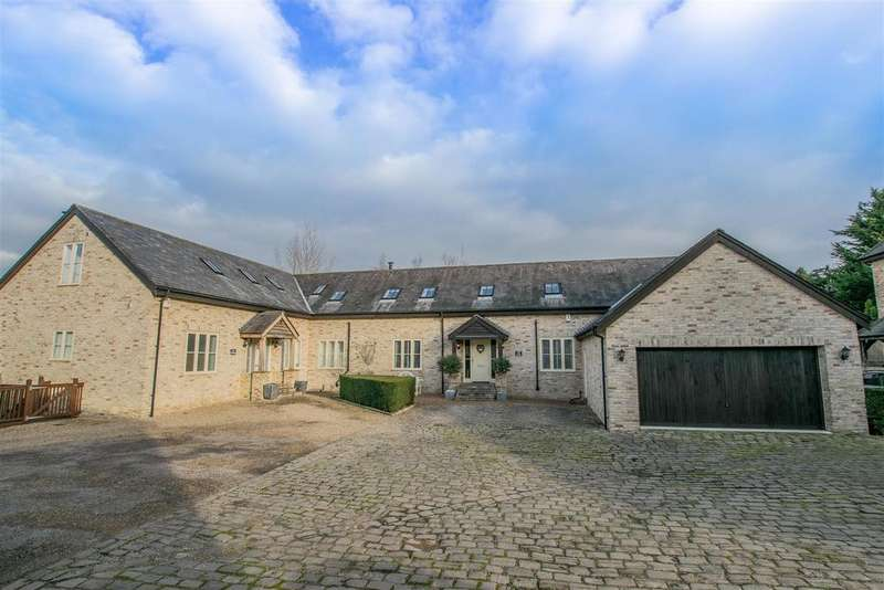 4 Bedrooms Semi Detached House for sale in Tanfield Farm, Hertfordshire