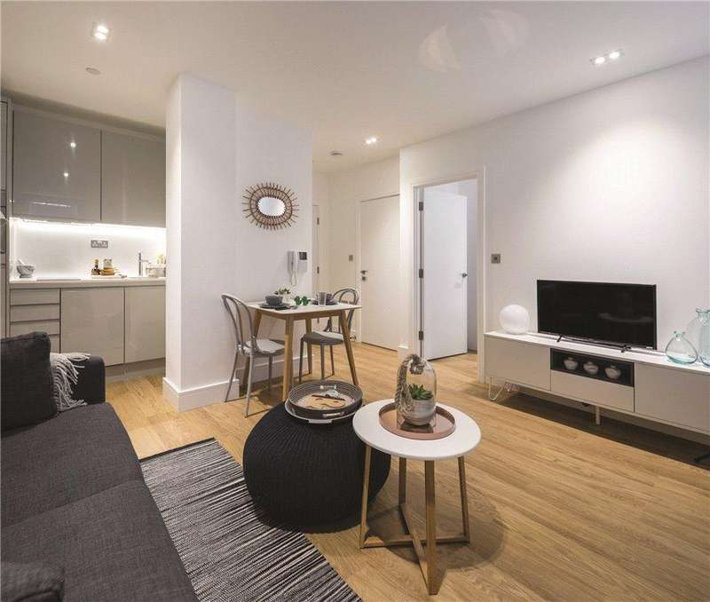 2 Bedrooms Flat for sale in Timber Yard, Pershore Street, Birmingham City Centre, West Midlands, B5