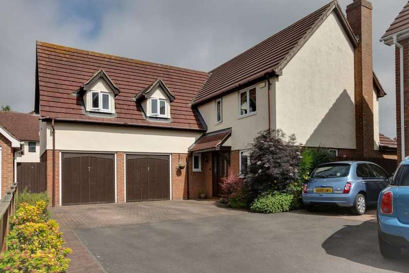 5 Bedrooms Detached House for sale in Salmons Close, Barnston, Dunmow