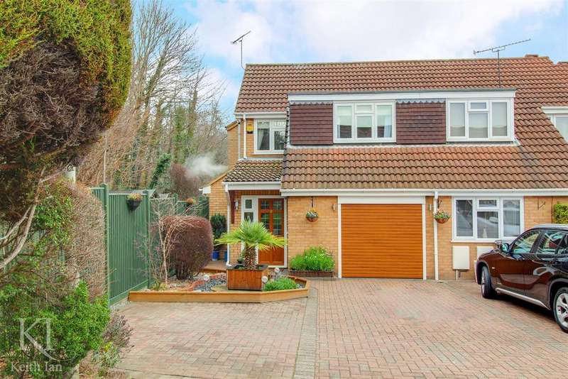 4 Bedrooms End Of Terrace House for sale in Greyfriars, Ware