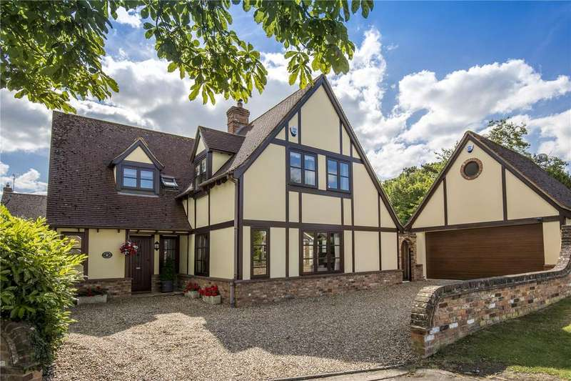 4 Bedrooms Detached House for sale in Christchurch Road, Tring, Hertfordshire, HP23