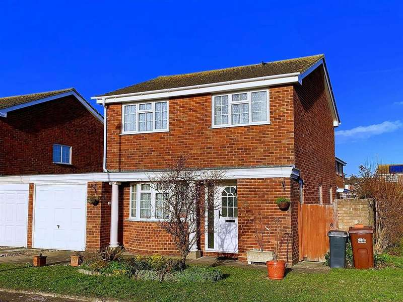 3 Bedrooms Detached House for sale in Vian Avenue, Langney Point, Eastbourne