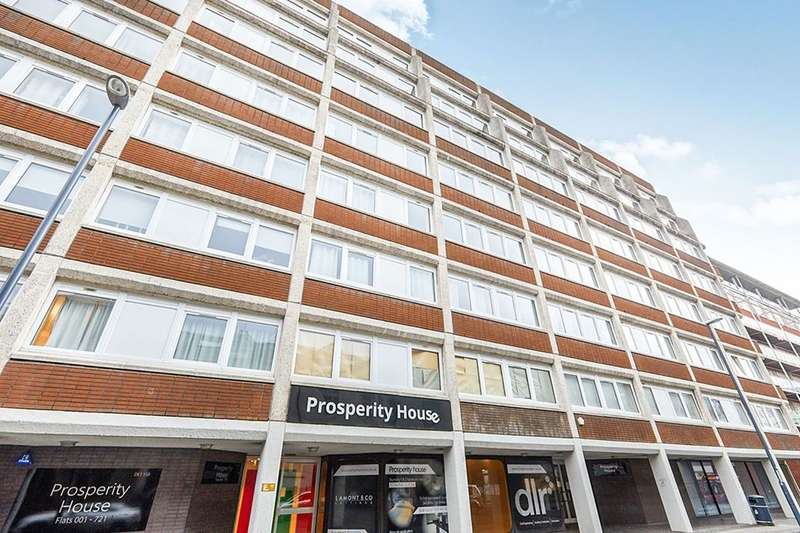 2 Bedrooms Flat for sale in Gower Street, Derby, DE1