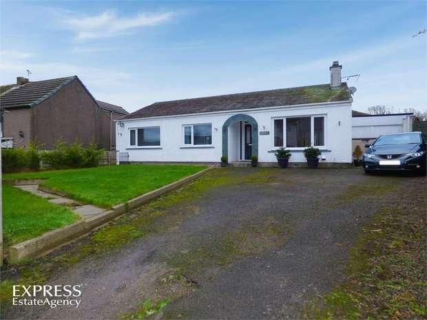 3 Bedrooms Detached Bungalow for sale in Little Clifton, Workington, Cumbria