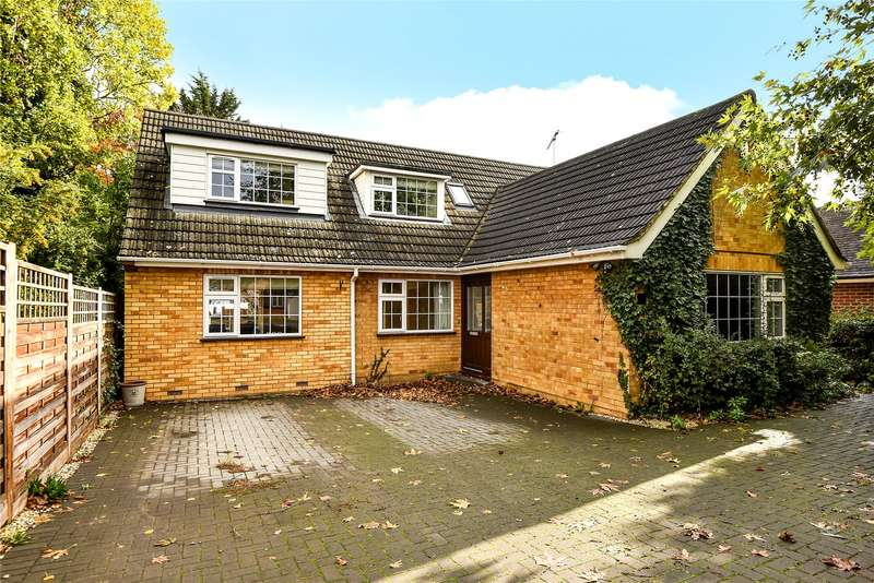 3 Bedrooms Detached House for sale in Cox Green Road, Maidenhead, Berkshire, SL6