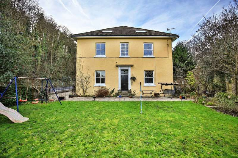 7 Bedrooms Semi Detached House for sale in Foundry Road, Abersychan, Pontypool