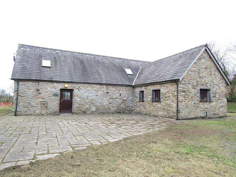 4 Bedrooms Detached House for sale in Old Barn House, Ponthenry, Llanelli, Carmarthenshire