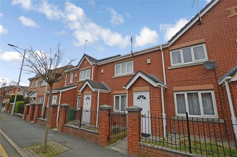 2 Bedrooms Terraced House for sale in Warde Street, Hulme, Greater Manchester, M15