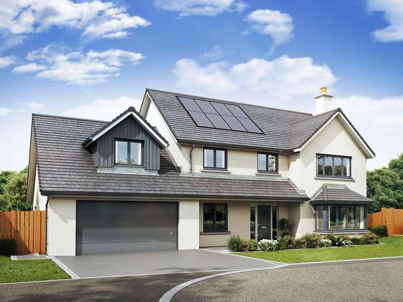 5 Bedrooms Detached House for sale in 33 McLeod Green, Plot 29 The Cedar, Barley Brae, Tantallon Road, North Berwick, EH39 5GY
