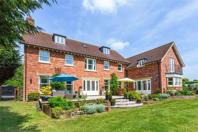 5 Bedrooms Detached House for sale in Gussage St. Michael, Wimborne, Dorset, BH21