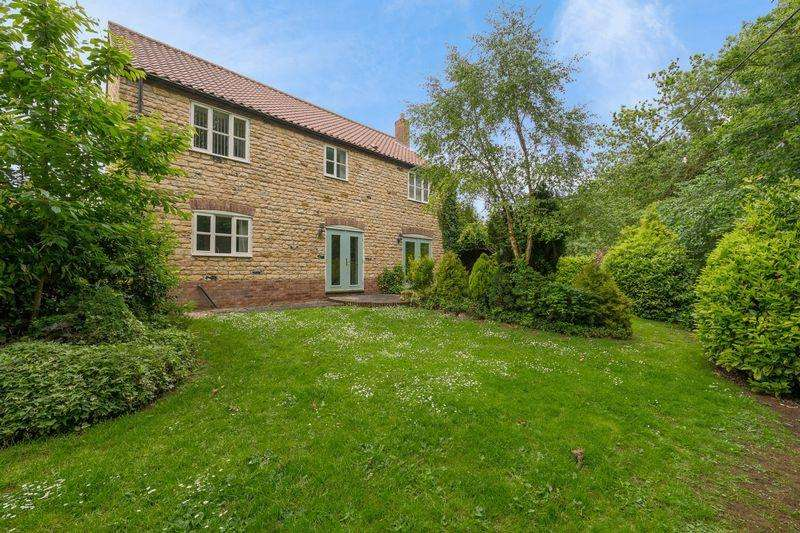 4 Bedrooms Detached House for sale in The Granaries, Lincoln
