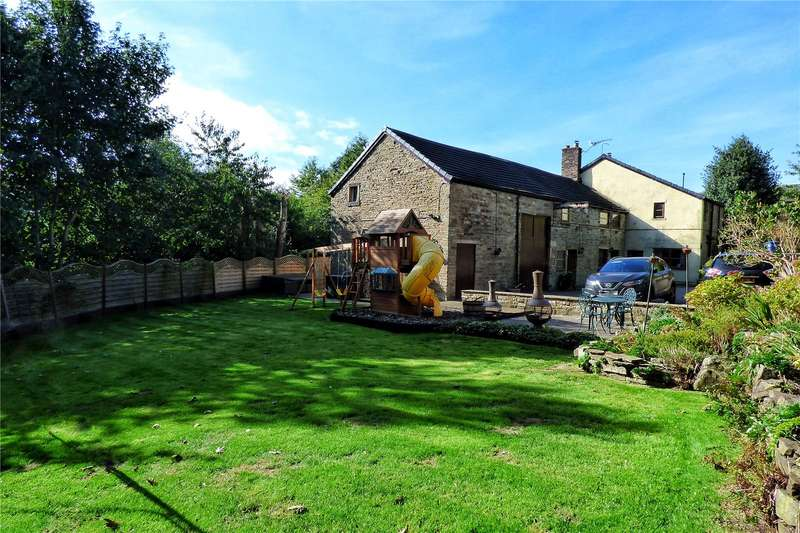 4 Bedrooms Detached House for sale in Rooley Moor Road, Rochdale, Greater Manchester, OL12