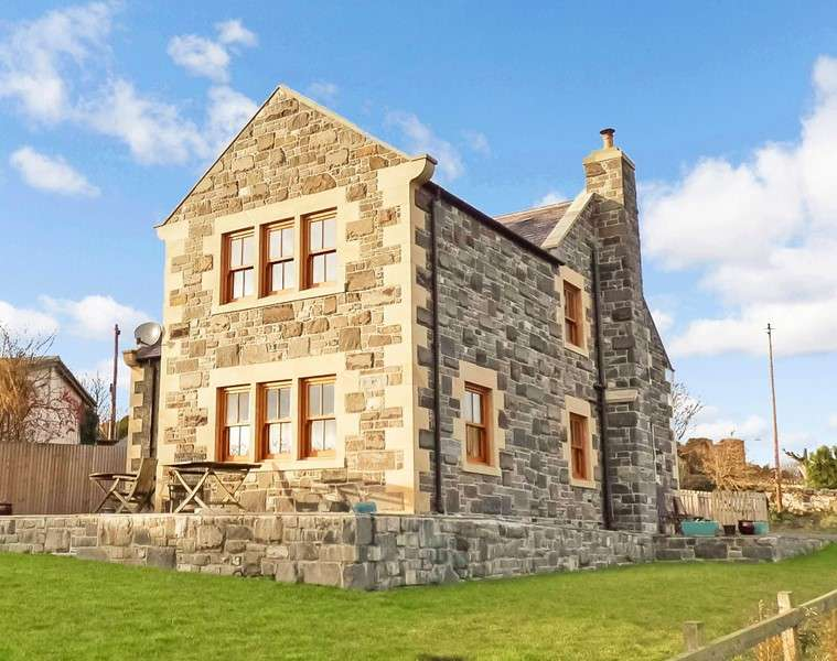 4 Bedrooms Property for sale in Whin Hill, Craster, Alnwick, Northumberland, NE66 3TP