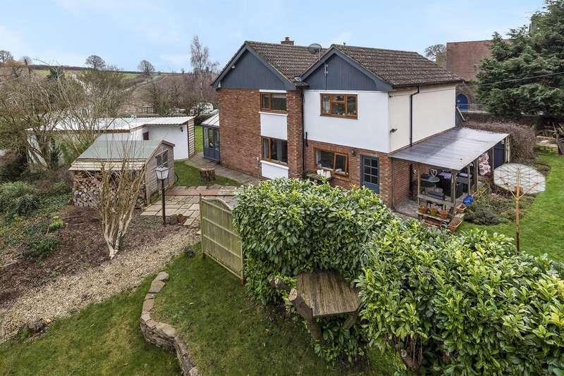 5 Bedrooms Detached House for sale in Little Dewchurch, Hereford, HR2 6PN