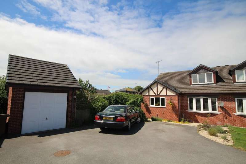 3 Bedrooms Semi Detached House for sale in Clos Y Capel, Buckley