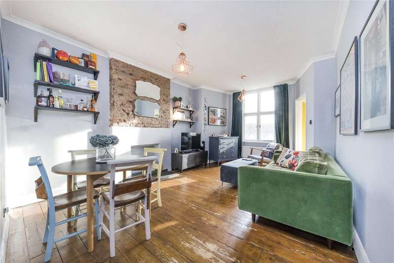 1 Bedroom Flat for sale in Agar Grove, Camden, London