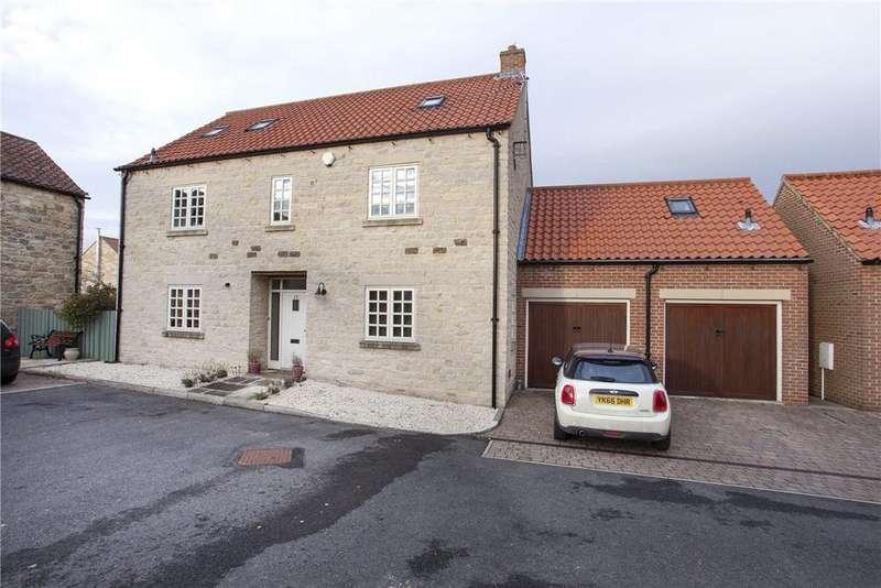 5 Bedrooms Detached House for sale in Pearsons Yard, Swinton, Malton, North Yorkshire, YO17