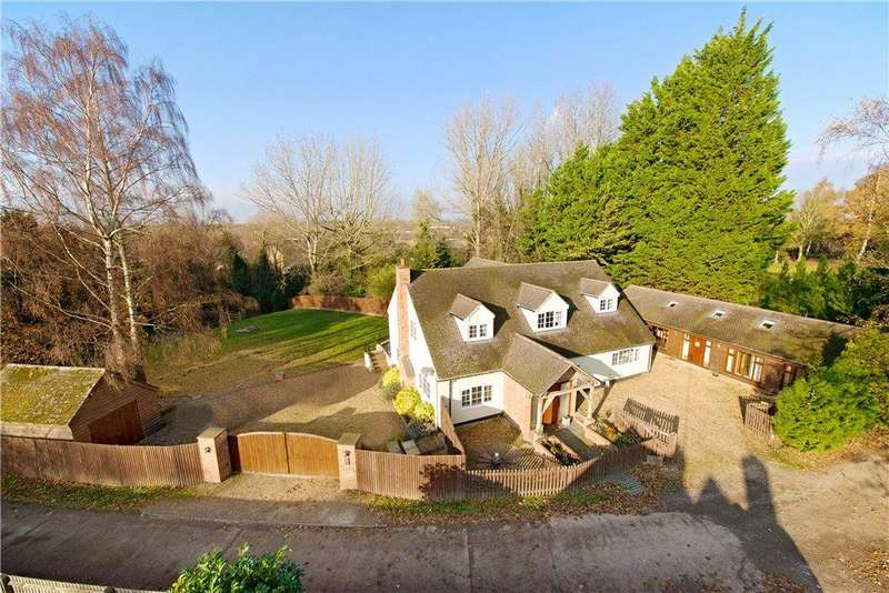 6 Bedrooms Detached House for sale in Mill Lane, Aspley Guise, Bedfordshire