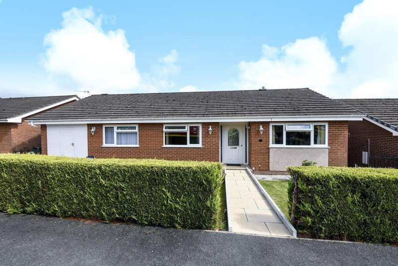 4 Bedrooms Detached Bungalow for sale in Hill View, Builth Wells, LD2