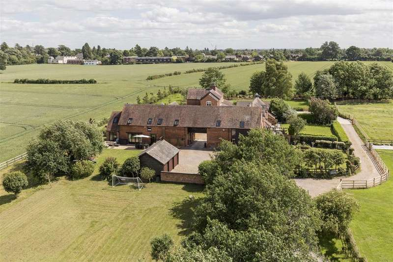 4 Bedrooms Barn Conversion Character Property for sale in Blackdown, Leamington Spa