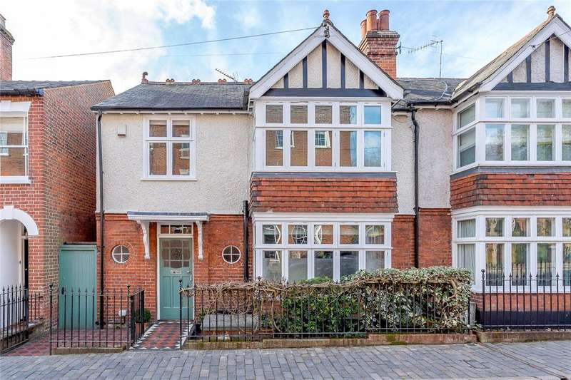 4 Bedrooms Semi Detached House for sale in College Street, St. Albans, Hertfordshire