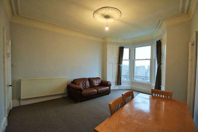2 Bedrooms Flat for sale in Hawkhill, Dundee