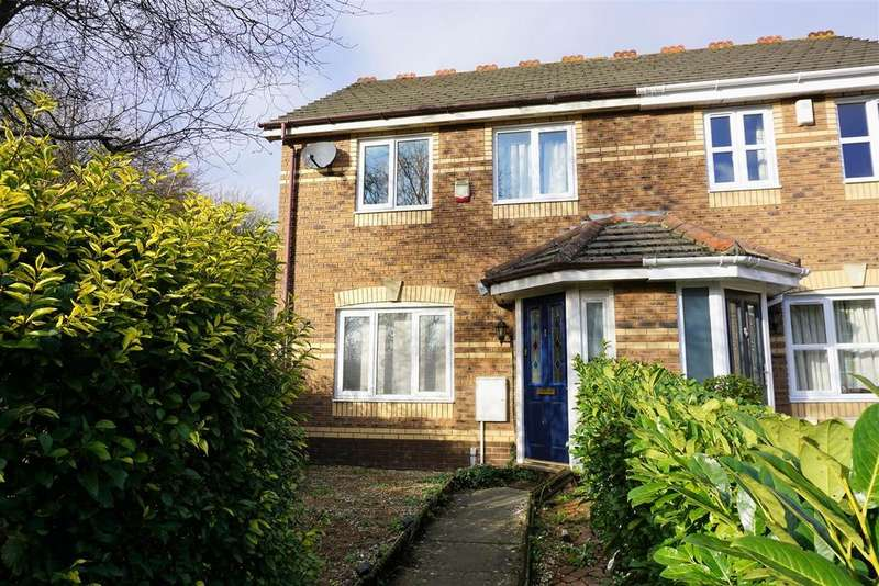 3 Bedrooms End Of Terrace House for sale in Davies Drive, St. Annes Park, Bristol