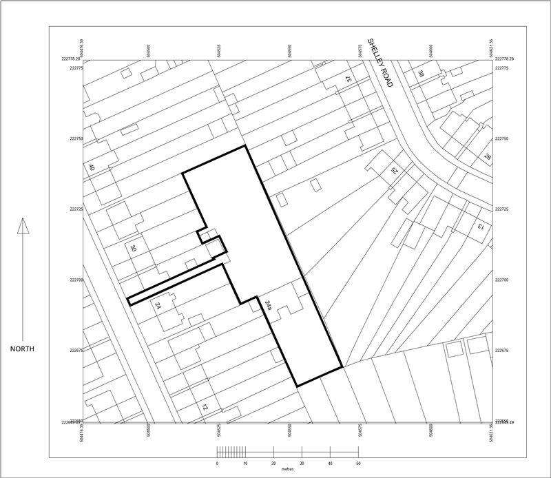 3 Bedrooms Land Commercial for sale in Wordsworth Road