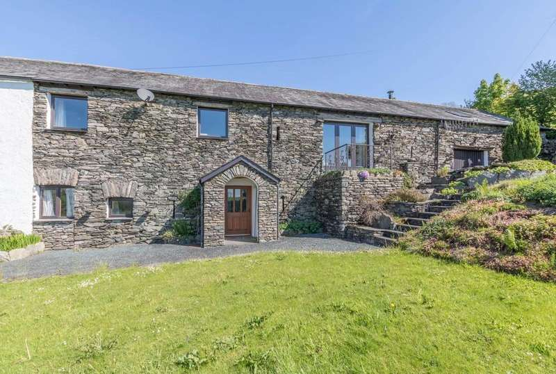 4 Bedrooms Barn Conversion Character Property for sale in Park End, Hall Lane, Staveley
