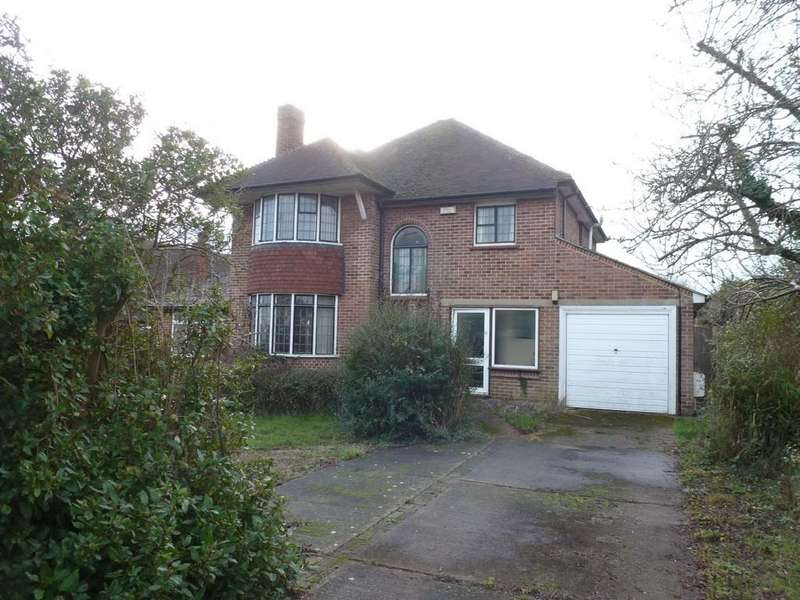 4 Bedrooms Detached House for sale in Acacia Drive, Maldon