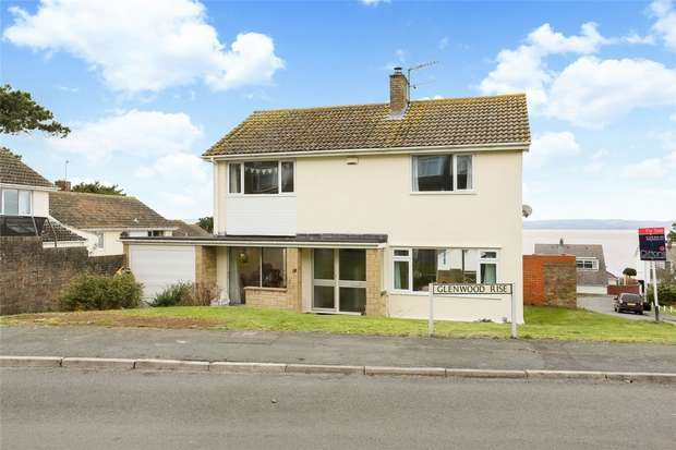 4 Bedrooms Detached House for sale in Glenwood Rise, Portishead, Bristol