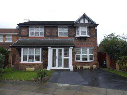 4 Bedrooms Detached House for sale in Parklands Way, Waterloo, Merseyside, L22