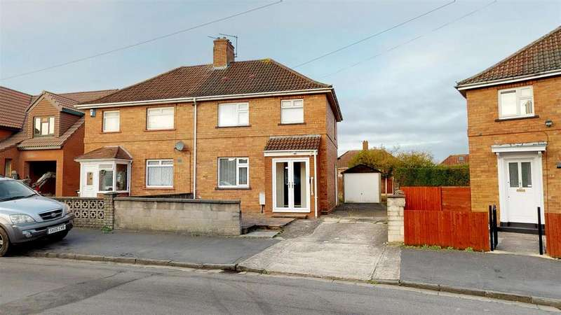 3 Bedrooms Semi Detached House for sale in Lisburn Road, Knowle, Bristol
