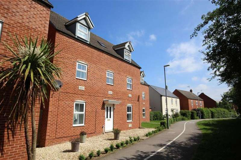 5 Bedrooms Detached House for sale in Ambrosia Walk, Mitton, Tewkesbury, Gloucestershire