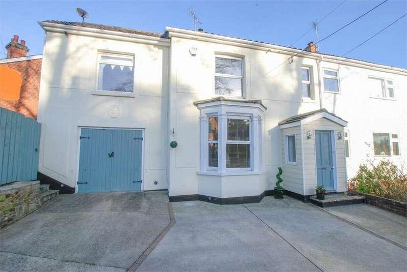 4 Bedrooms Semi Detached House for sale in Beridge Road, Halstead, Essex