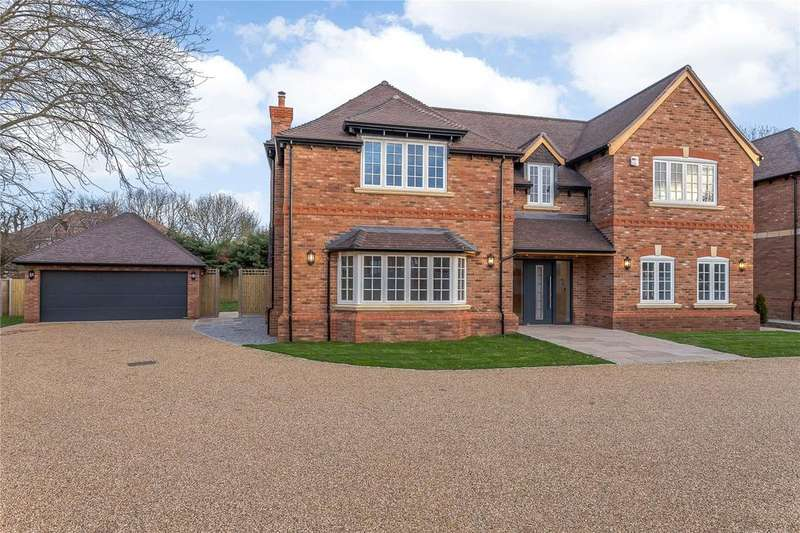 5 Bedrooms Detached House for sale in Plot 1, Maidens Green, Winkfield, Windsor